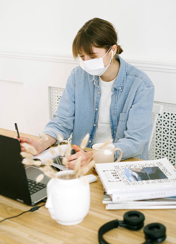 Masque durable - protecteur UNS1