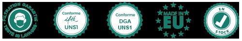Garantie DGA UNS1